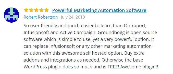 Marketing Automation For WordPress | Groundhogg™