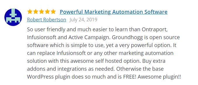 Marketing Automation For WordPress | Groundhogg™